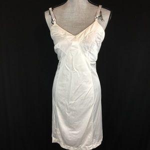 Vintage 60s 70s SEARS Half Slip Dress Chemise M L